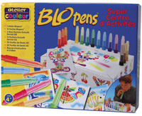 Blopens Super Activity set