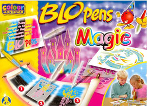 Blopens Magic Familieset via TrendySpeelgoed.nl